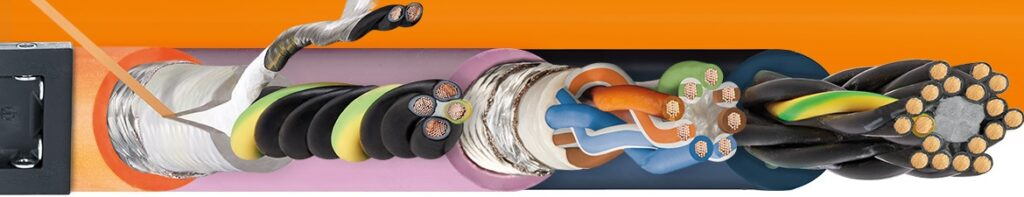 igus chainflex cables in India